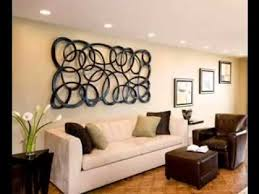 DIY Living Room Wall Decorations YouTube - Simple decor living room