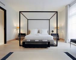 Modern Canopy Bed Frame La Réserve By Rémi Tessier Box Bed Bedrooms And Interiors