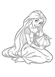 Tangled Coloring Pages Disney Coloring Pages Rapunzel Coloring Coloring Pages Tangled