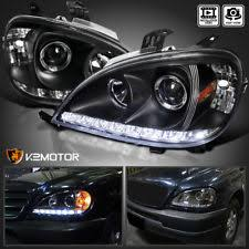 mercedes headlights headlights for mercedes benz ml350 ebay
