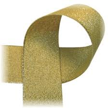 gold metallic ribbon metallic ribbon gold silver schiff ribbons
