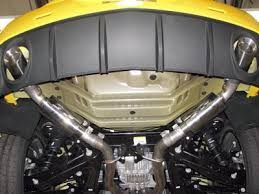 c4 corvette muffler delete exhaust systems exhaust 2010 2017 camaro rpmspeed com