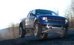 Ford Raptor With Tracks - ford f 150 svt raptor video in car video on a rally dirt track