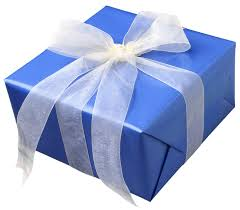 wrapped gift boxes the meaning of the in which you saw gift