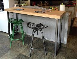 Oak Breakfast Bar Table Breakfast Bar Table Kitchen Breakfast Bar Table Kitchen Table Home