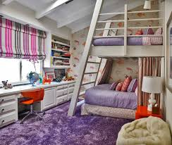 Bunk Beds For Teenage Girls by Chic And Lovely Loft Beds For Teenage Girls U2013 Decohoms