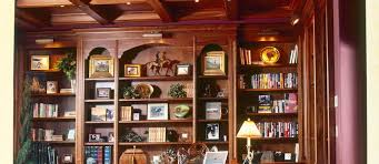 design your own home library get your own vintage industrial home library design