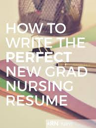 How To Type The Word Resume Best 25 Nursing Resume Ideas On Pinterest Nursing Resume