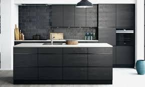 cuisine noir mat cuisine bois ikea beautiful cuisine noir mat ikea best cuisine noir