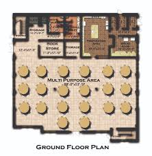 Floorplan Com by New Building Floor Plan And Features Coptic Orthodox Church Of