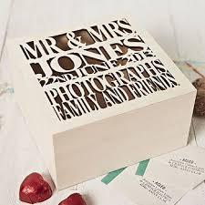 wedding gift keepsake box best 25 personalised keepsake box ideas on