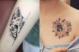 tattoo cat 14 downright awesome tattoo ideas for cat lovers cuteness