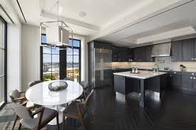 Luxury Kitchen Floor Plans by Two Sophisticated Luxury Apartments In Ny Includes Floor Plans