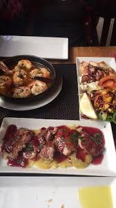 cuisine sur plancha gambones with garlic chipirones a la plancha solomillo sur