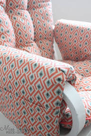 cushions chair pads with ties chair cushions target nursery