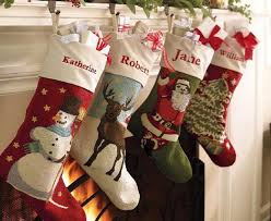 Christmas Stocking Decorations Christmas Stocking Designs