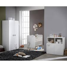 chambré bébé chambre bébé complète lit 60x120 cm armoire commode