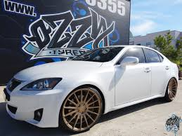 lexus car is 250 is250 rims