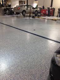 epoxy flooring with flakes u2013 pro vs diy florock