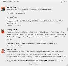 Google Spreadsheet Widget Kristi Hines