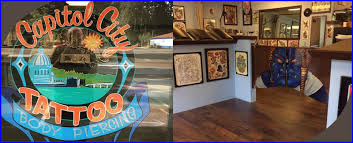 city tattoo and piercing is a tattoo shop in olympia wa