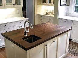 slab sink slab walnut wood countertop photo gallery by devos custom woodworking