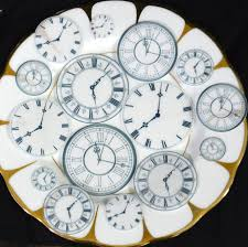 Mad Hatter Decorations Edible Clock Faces Wafer Rice Paper Wedding Cake Decorations