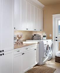 elegant thermofoil vogue portland traditional laundry room