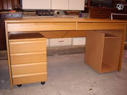 grand bureau en bois bureau en bois ikea stunning gallery of bureau duangle ikea micke