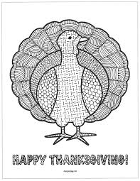16 thanksgiving coloring pages images