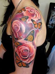 86 stunning and lovely butterfly tattoos 4 tattoos