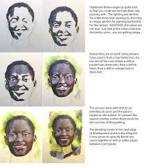 skin tone lesson 1 muddy colors