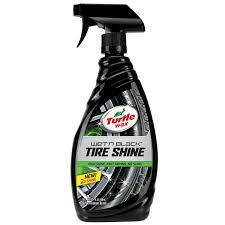amazon com turtle wax t217ra wet u0027n black ultra wet tire shine