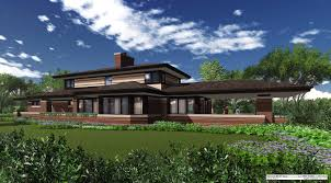 prairie style home harmonic winds house v2 prairiearchitect