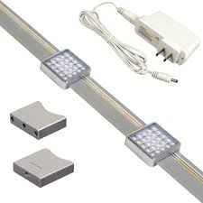 Led Track Lighting Kitchen by Jesco Lighting Orionis 2 Ft Silver Track Lighting Kit With 2