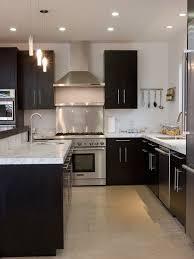 White And Black Kitchen Cabinets Best 25 Dark Kitchen Floors Ideas On Pinterest Dark Kitchen