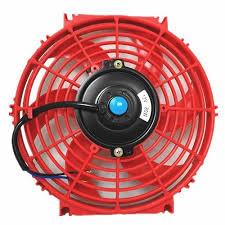 10 inch radiator fan upgr8 universal high performance 12v slim electric radiator