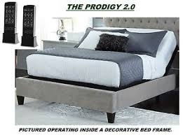 Dual Adjustable Beds Leggett U0026 Platt Prodigy 2 0 Split Dual King Adjustable Bed With