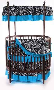 bedroom iron baby crib circle bassinet round cribs