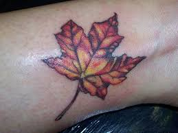 25 fascinating leaf tattoo ideas slodive
