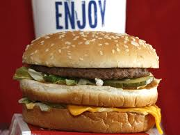 fast cuisine big mac what s really in a big mac mcdonald s says it s ready to tell all