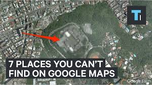 G00gle Map 7 Places You Can U0027t Find On Google Maps Youtube
