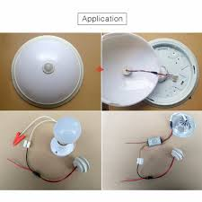 controllable silicon ceiling sensor pir motion sensor ceiling