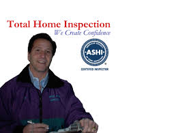 Total Home Inspection Checklist by William D Hirsch Certified Inspector American Society Of Home