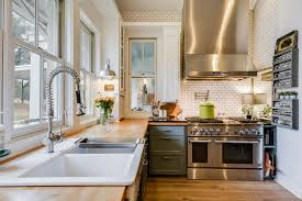 farmhouse kitchen faucets 33 kitchen faucets for farmhouse sinks 25 best ideas about