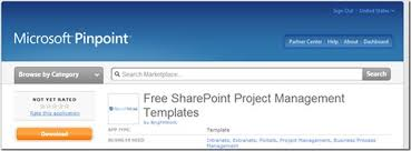sharepoint 2010 project template free