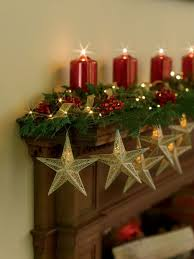 Christmas Decorating Ideas Mantels by 101 Christmas Decoration Ideas For A Yet Besinnlichere Holiday