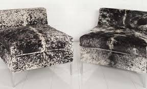 www roomservicestore com cowhide chair