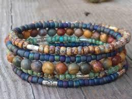 bracelet ebay images Nepal beaded bracelets ebay 62 856 450 47275 cell jpg