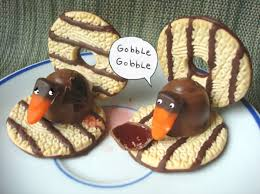 cakespy thanksgiving cookie turkeys recipe serious eats